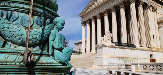 Free Supreme Court 02 Royalty Free Stock Photo - 4179815